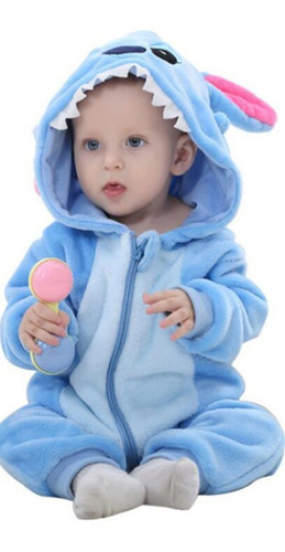 5e863b317f7660 Macacão Pijama Fantasia Bebê Panda Infantil à venda em Pouso Alegre ...