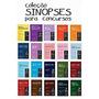 Coleção Sinopses Jurídicas Juspodivm 2014 + Brindes