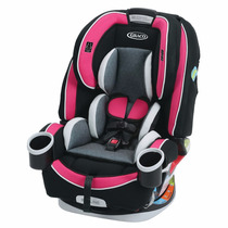 Bebe Conforto Assento P Carro Graco 4ever All-in-on - Azalea