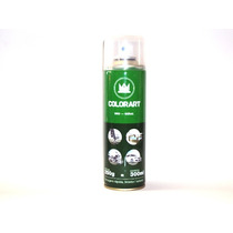 Verniz Acrílico Spray Uso Geral 300ml - Colorart + Brinde
