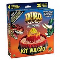 Brinquedo Vulcão Dino Magic Sortido Dtc 3350