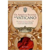 E-book Os Arquivos Secretos Do Vaticano - Livro Digital Pdf