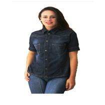 Camisa Jeans Premium