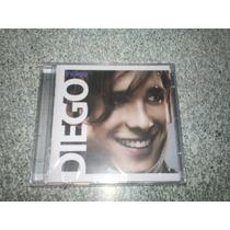 Cd - Diego Rebelde Album De 2008