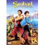 Dvd Sinbad - A Lenda Dos Sete Mares (semi Novo)