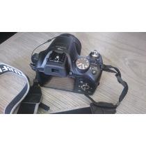 Câmera Semi Profissional Fujifilm Finepix Sl300 14 Megapixel