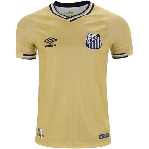 d8afc661993c7 Camisa Santos Umbro 2018 Ill Dourada Até Tamanho 4g. R  250