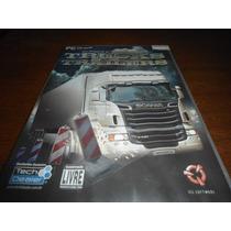 Jogo De Caminhão Scania Para Notebook Pc Caminhões