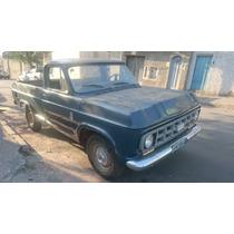 Chevrolet C10 - 6 Cilindros - Gasolina 100% Original