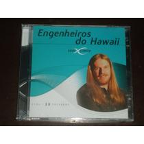 Cd Duplo Engenheiros Do Hawaii Sem Limite 30 Sucessos Raro !