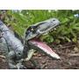 Dinossauro Velociraptor Jurassic Park World Emite Sons