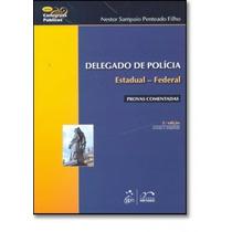 Delegado De Polícia Estadual - Federal - Série Concursos