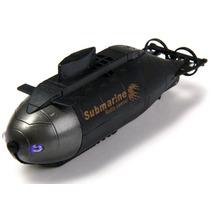 Rc Submarino Pigboat Toy 40 Mhz, Fantástico!