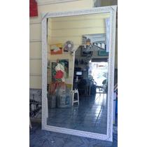 Espelho Grande C/moldura/ 200x120cm Entrego Só Na Gd S Paulo