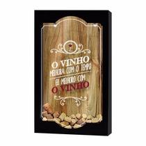 Porta Rolhas De Vinho