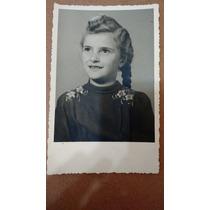 Foto Postal Antiga (menina)