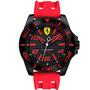 Relógio Ferrari 830308 Preto Vermelho + Frete 12x Sem Juros