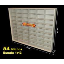 Estante ( 54 Nichos ) Classicos Nacionais- 1;43 - Hot Whells