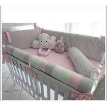 Enxoval Completo Luxo Personalizado 24 Peças - Bebê Enxovais