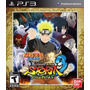 Naruto 3 Shippuden Ninja Storm Fullburst Mídia Física Ps3
