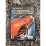 Novo Jogo Carro Need For Speed Underground Original Cx Mnl