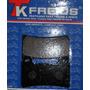 Kit Completo Pastilha De Freio Honda Cbr-1000rr Ano 06 A 15