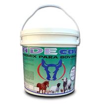 Vitamina Ade+b12+cálcio/sal Mineral/vacas Leiteiras/cavalos