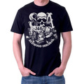 Camiseta SAMCRO Skull Sons of Anarchy