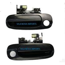 Maçaneta Externa Corolla Até 2002 Dianteira Lado Motorista