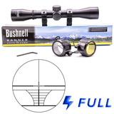 Luneta 4x32 Sniper Bushnell Original Paintball Potente Rossi