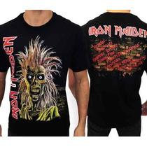 Camiseta De Banda - Iron Maiden - Iron Maiden