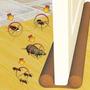 Protetor De Porta Veda Rolinho Residencial Casa Apto 10peças