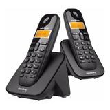 Telefone Sem Fio Intelbras Ts3112 Digital Com Ramal Adiciona