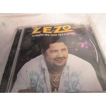 Cd Zezo O Principe Dos Teclados Cn006
