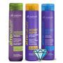 Afro Nature Home Care Hidrat 22 + Hidrat Super + Shampoo