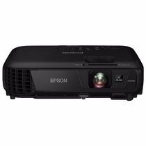 Projetor Epson S31+ - 3200 Lumens - Hdmi - Preto