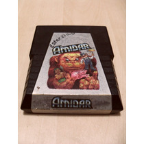 Amidar Atari 2600 Cartucho Fita Jogo Game Dactar Cce