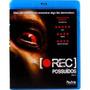 Blu-ray - Rec - Possuidos - Terror - Orig Lacrado