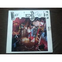 Lp David Bowie 1987 -never Let Me Down.