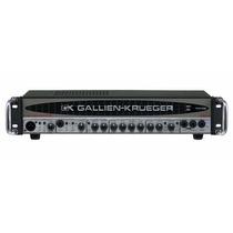 Gallien-krueger 1001rb Ii Gk 700w Ampeg Swr Hartke Fender Mk