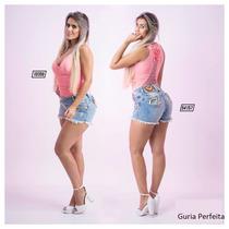 Shorts Rhero Jeans - Estilo Pit Bull Jeans! Cód. 54157
