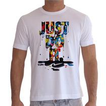 Camisetas Just Do It.- Estampa - Logo Nike - Personalizada