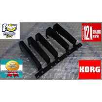 Tecla Para Teclado Korg M50 X50 Pa500 Pa600 Krome (5 Pretas)