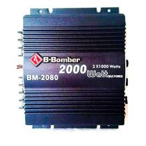 Modulo Amplificador B-bomber Bm2080 2000w 220watts Rms 4 Ohm