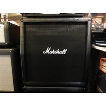 Caixa Marshall 4x12 Mg412acf Carbon Fibre