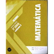 Matemática Caderno Do Aluno 1ª Série Volume 2