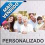 Quadro Personalizado Foto Mosaico 5 Peças Mdf 6mm