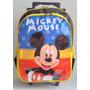 Mochila Mickey Mouse Color Rodinhas Tam G - Promoção