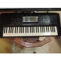 Yamaha Psr-630 - Leitor De Pendrive - Aceito Troca Por Piano