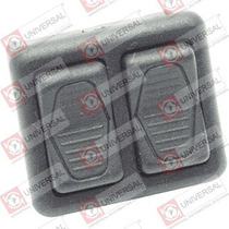Interruptor Duplo 10 Terminais [alternativo] Ford Escort 84